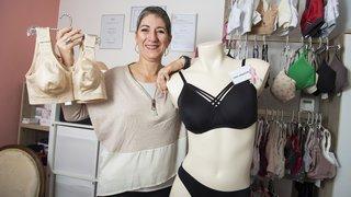 Monthey: un magasin pour être femme malgré la maladie