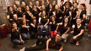 Chorus sur la RTS: pas de groupe valaisan en finale