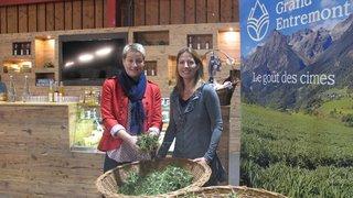 Pour valoriser son agriculture, le PDR Grand Entremont fait sa promotion au salon Epicuria
