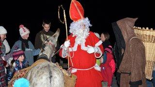 Val d'Anniviers: six villages proposent de fêter la Saint-Nicolas