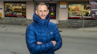 Sébastien Bruchez, fondateur d'Edelweiss Market, bâtisseur de commerces de proximité