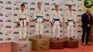 L'or pour Simon Maitin, le bronze pour Kurly Joris aux nationaux de judo