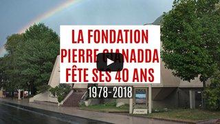La Fondation Pierre Gianadda fête ses 40 ans: rétrospective vidéo