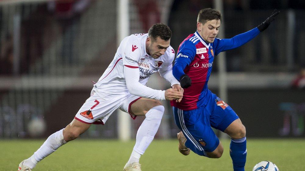 Super League : suivez dès 19 heures, la dernière rencontre de l'année opposant le FC Sion au FC Bâle