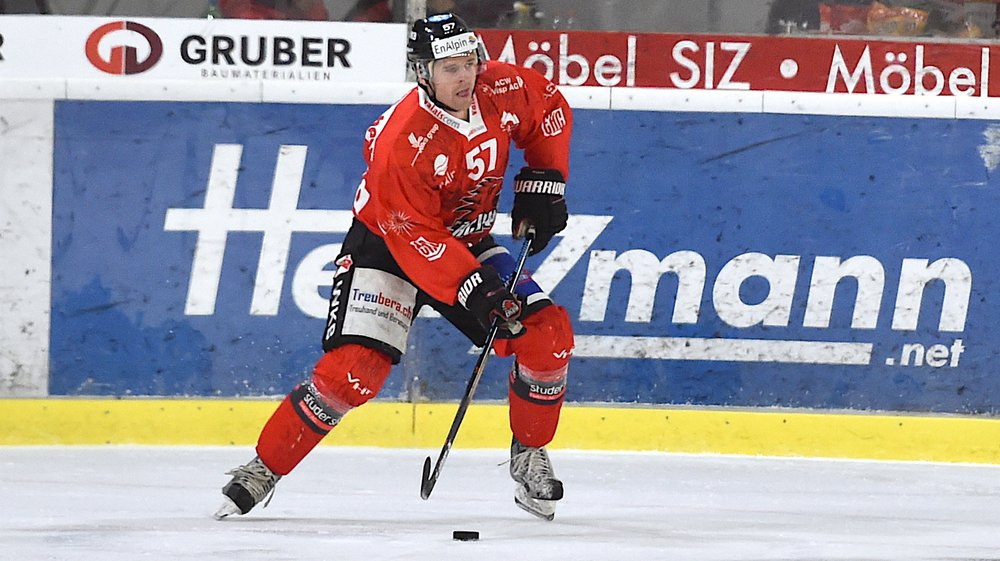 Andy Furrer évolue à Viège depuis près de quinze ans. Son contrat n'a pas encore été prolongé.