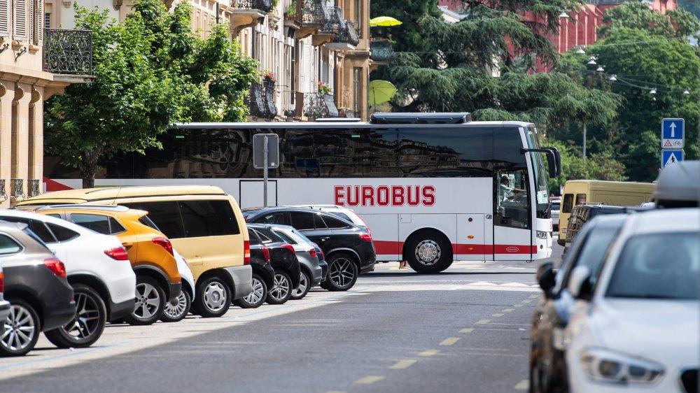 Eurobus adapte son réseau