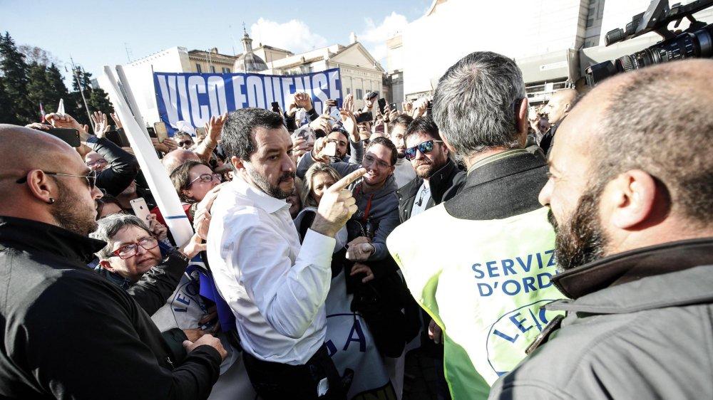 Les petits patrons italiens grognent
