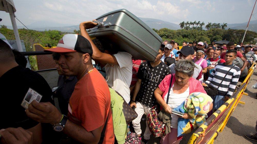 Le Venezuela pillé via la Suisse