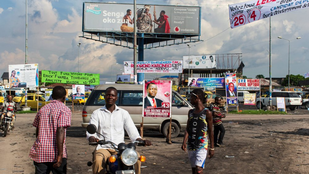 Le report de l'élection électrise la RDC
