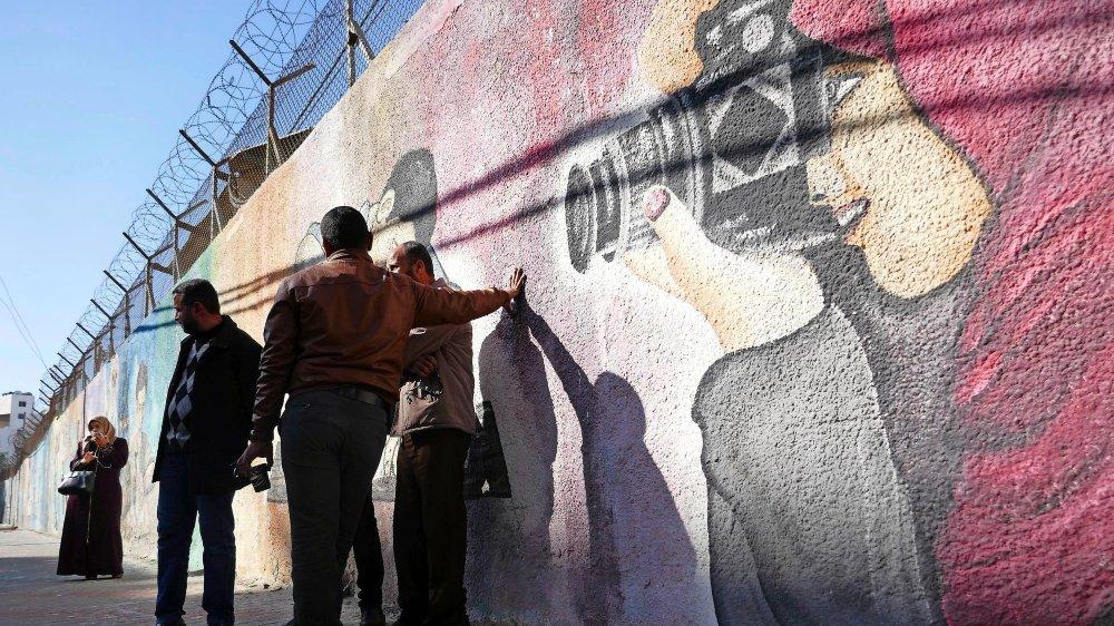 La population de Gaza a le sentiment de vivre dans une prison à ciel ouvert. L'UNRWA permet à ses habitants de subvenir à leurs besoins de base.