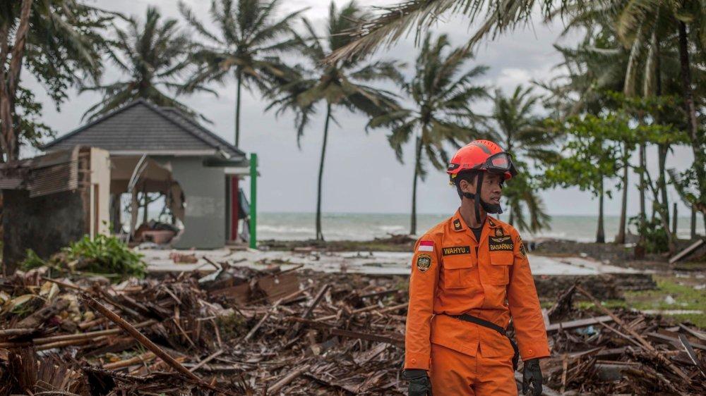 Indonésie endeuillée par un tsunami mortel