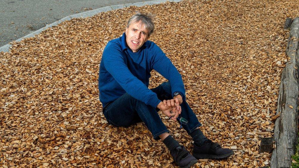 De la course de Noël de Sion, dont il est le recordman de victoires, aux Jeux olympiques, Pierre Délèze s'est inscrit parmi les meilleurs athlètes mondiaux.