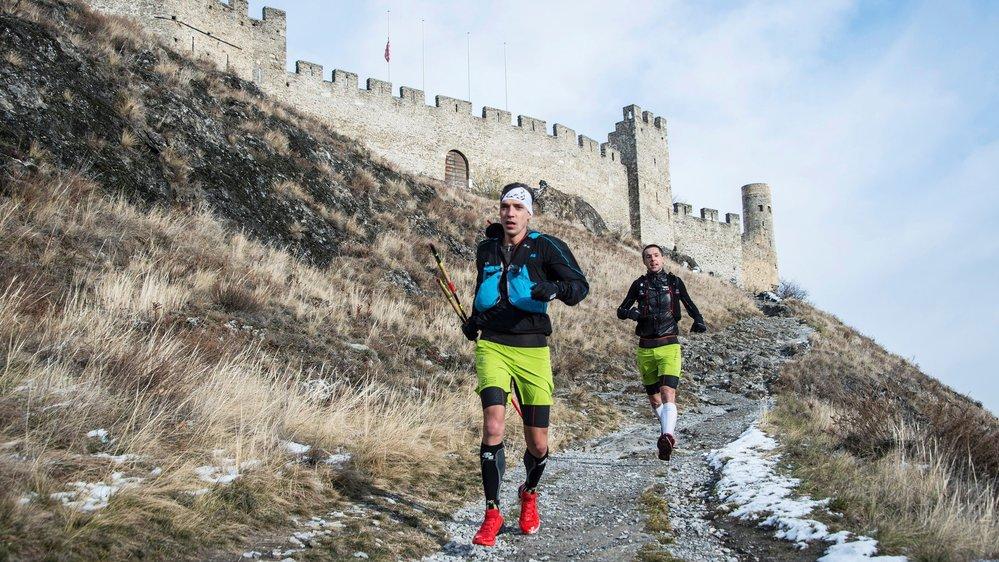 L'édition «zéro» du Trail des Châteaux s'était déroulée en marge de la Course de Noël l'année dernière.