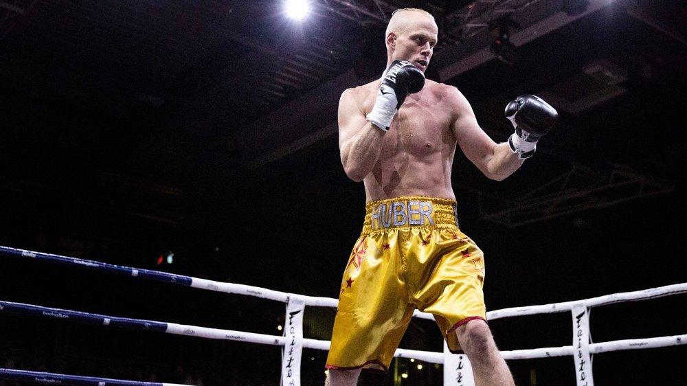 Benoît Huber disputera son sixième combat professionnel, déjà, depuis avril dernier.
