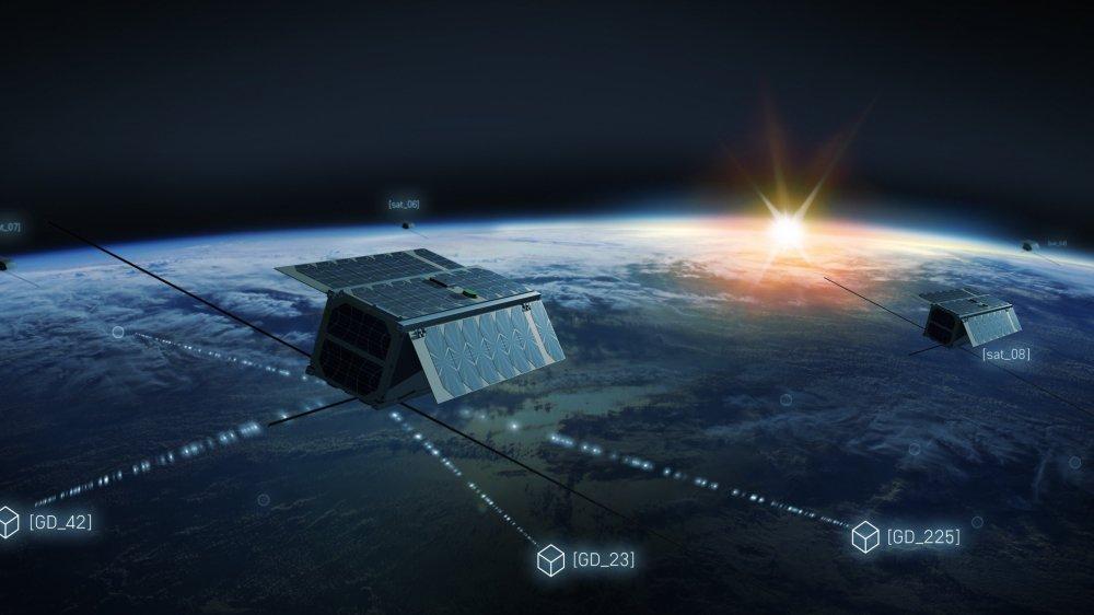 Avec le nanosatelliste Kiwi, La HES-SO Valais met en pied dans l'espace
