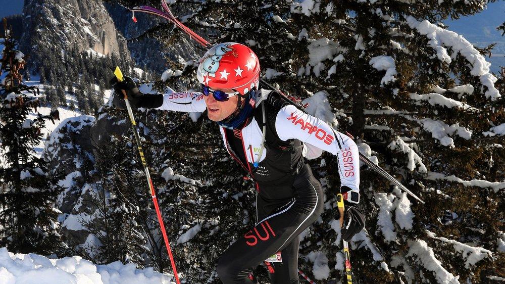 Yannick Ecœur vivra son quinzième hiver au plus haut niveau en ski-alpinisme.