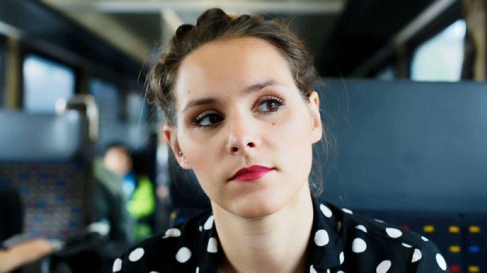 Elise Lehec, musicienne.