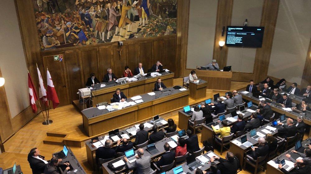 Le Grand Conseil a nettement approuvé le plan de sauvetage de la caisse de pension des employés d'Etat.