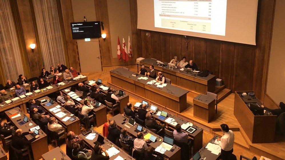 Les discussions ont été plus critiques qu'à l'accoutumée lors des deux soirées du conseil général.