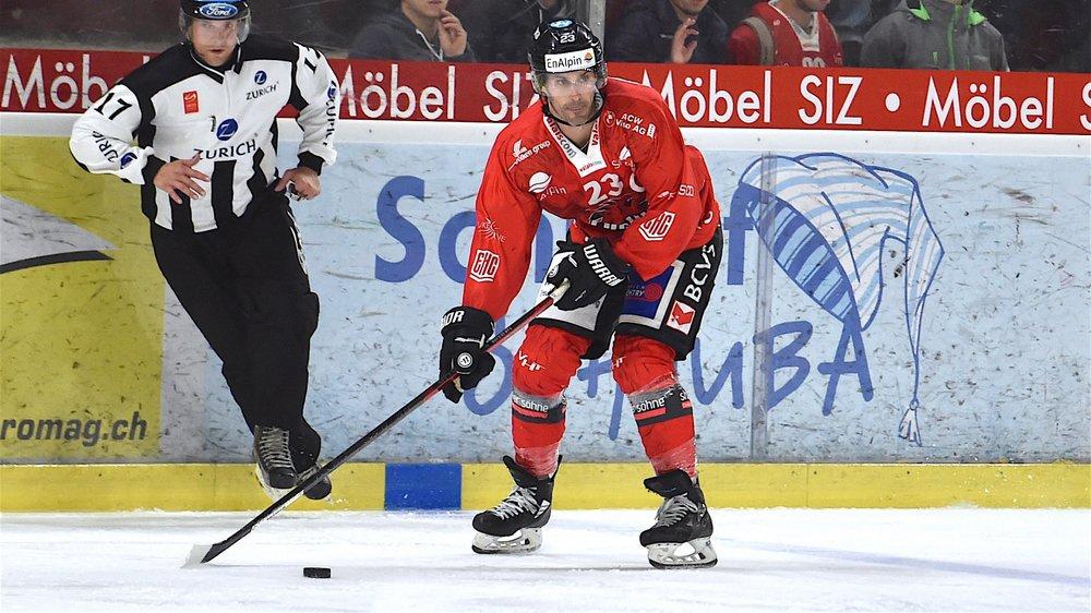 Quatre points pour Mark Van Guilder face à Langenthal.