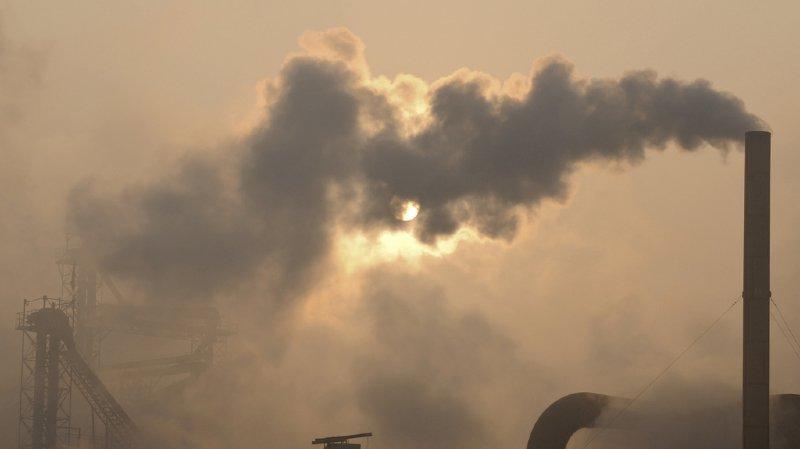 Climat: nouveau record d'émissions de CO2 en 2018