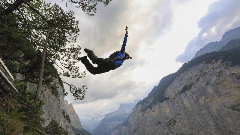 Le site de Lauterbrunnen est une nouvelle fois endeuillé, après la mort d'un base jumper français survenue mercredi.