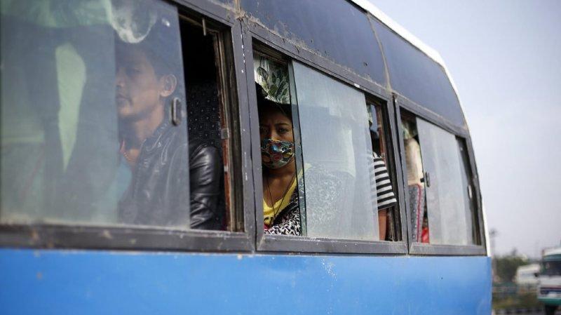 Les accidents de bus sont fréquents au Népal (illustration).