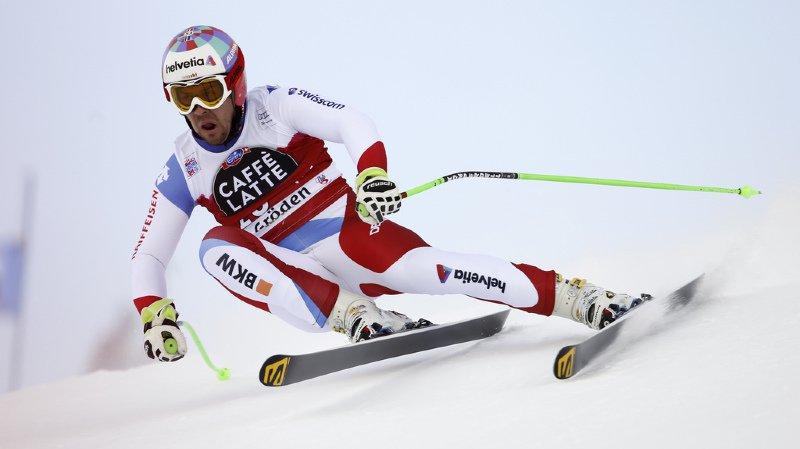 Ski alpin: Sandro Viletta annonce sa retraite