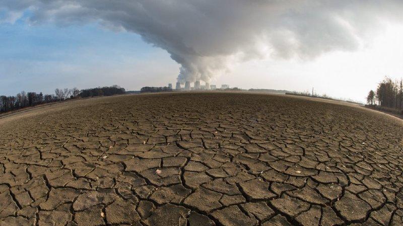 Face aux dérèglements climatiques, les recours en justice se multiplient dans le monde contre l'insuffisance des mesures prises. (illustration)