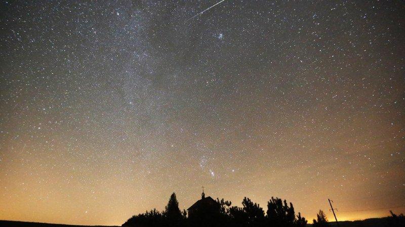 0b197a1dd7 Astronomie: une pluie d'étoiles filantes, les Géminides, va illuminer le  ciel cette nuit