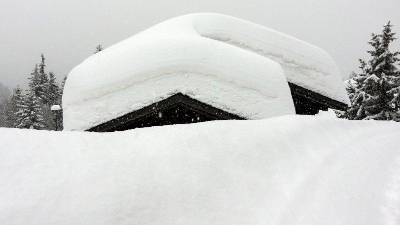 Météo: une énorme quantité de neige devrait tomber en montagne ce week-end
