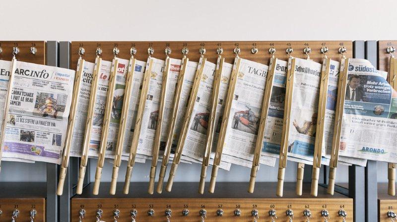 Revue de presse: le choix des départements au Conseil fédéral et le succès faiblissant du chocolat au menu de ce dimanche