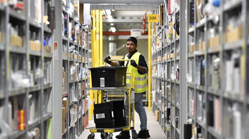 Nouvelle loi sur la TVA: Amazon.com ne livrera plus en Suisse