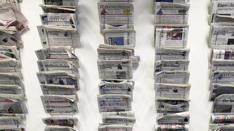 Revue de presse: travail du dimanche, coupes à la SSR ou snow farming...les titres des journaux dominicaux