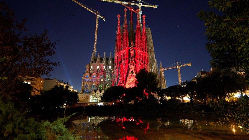 Espagne: Barcelone en alerte pour un risque d'attentat terroriste à Noël