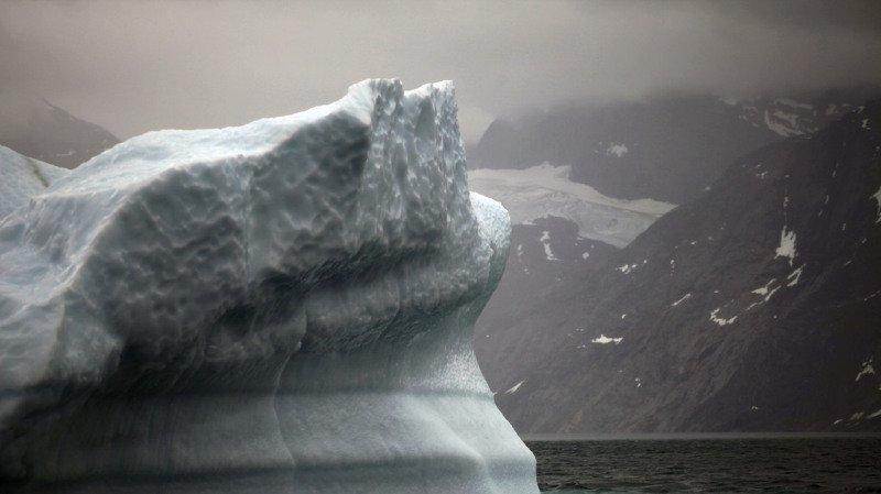 Il y a 3 millions d'années, le Groenland n'était pas glacé.