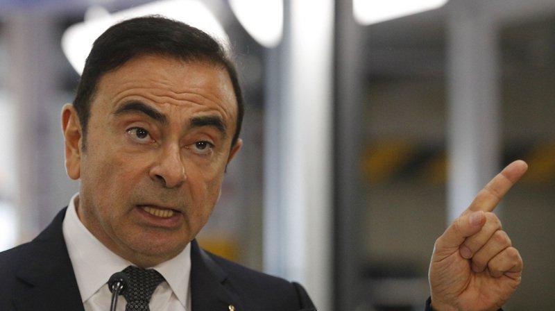 Carlos Ghosn a été mis en examen pour avoir omis de déclarer aux autorités boursières environ 43 millions de francs de revenus sur cinq ans.