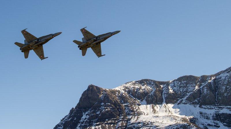 Le projet mis en consultation porte sur 8 milliards et intègre la défense sol-air.