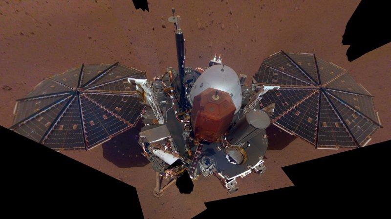 Espace: la sonde InSight a déployé son sismomètre sur Mars