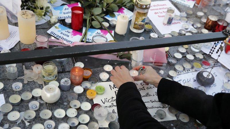 Attentat de Strasbourg: l'homme en état de mort cérébrale est décédé