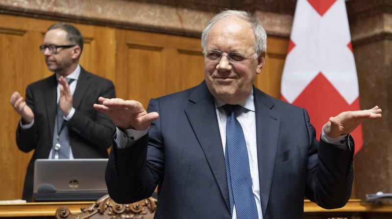 Conseil fédéral: Johann Schneider-Ammann pourrait renoncer à sa rente de 220'000 francs