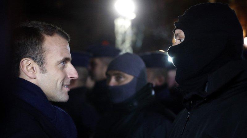 France: la popularité du président Emmanuel Macron au plus bas!