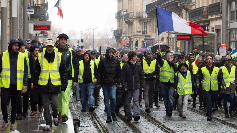 «Gilets jaunes»: l'Assemblée nationale adopte les mesures d'urgence