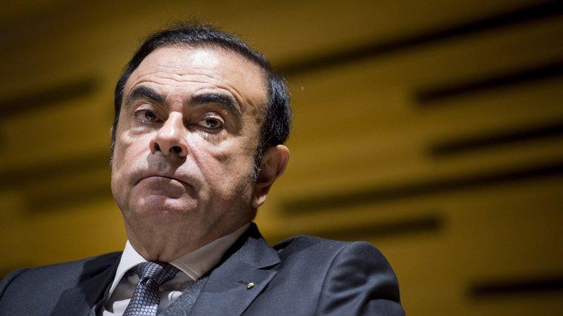 Automobiles: nouveau mandat d'arrêt contre Carlos Ghosn