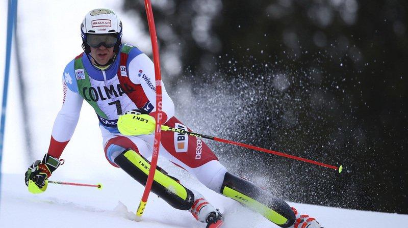 Ski alpin: blessé au pouce, le vice-champion olympique Ramon Zenhäusern n'échappera pas à l'opération
