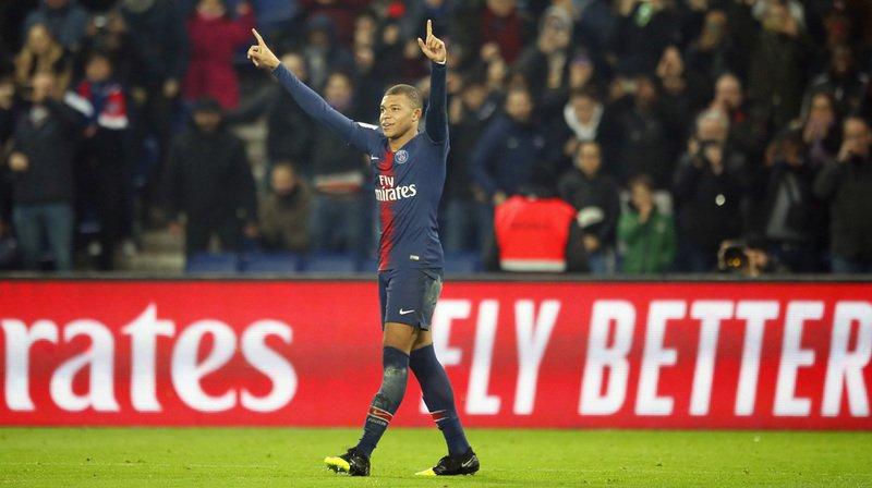 Kylian Mbappe a été élu joueur français de l'année.