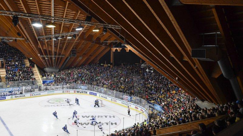 Hockey - Coupe Spengler: le Team Canada bat Davos 2-1