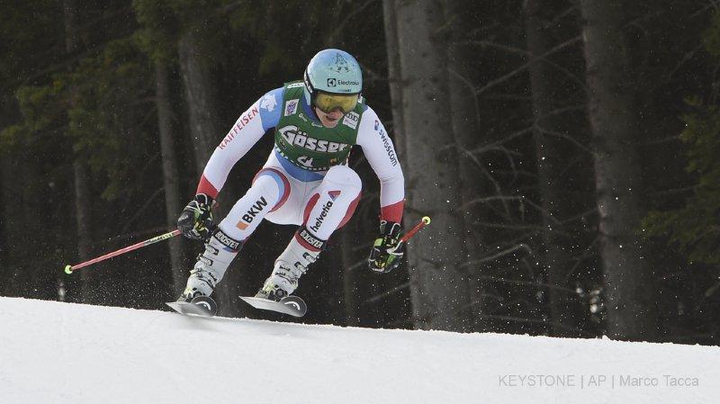 Ski alpin: Wendy Holdener termine au 11e rang du géant de Semmering, la Slovaque Petra Vlhova s'impose