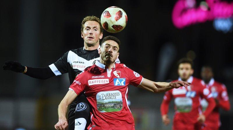 Football: le FC Sion partage l'enjeu à Lugano