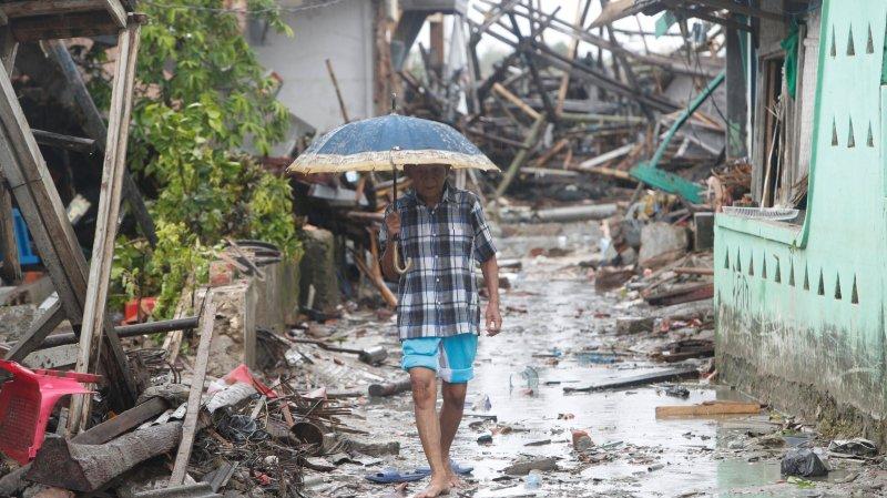 Aide de 328 000 francs après le tsunami